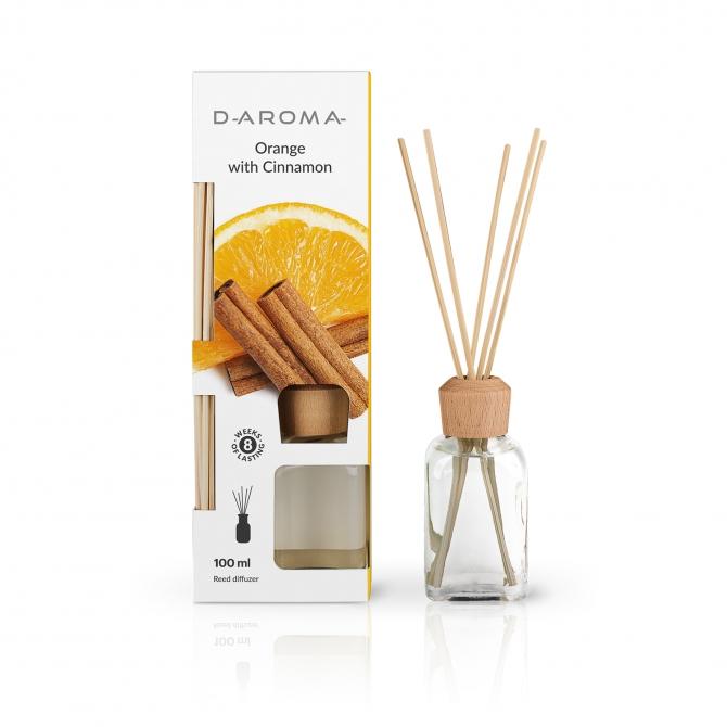 Dyfuzor zapachowy Orange With Cinnamon